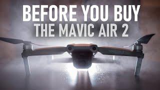 Before You Buy The Mavic Air 2 | Mavic 2 Pro vs Mavic Air 2 | DansTube.TV