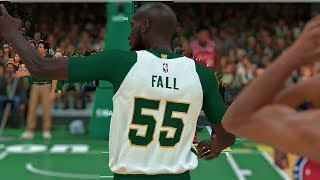NBA 2K19 Tacko Fall My Career OFFICIAL TRAILER