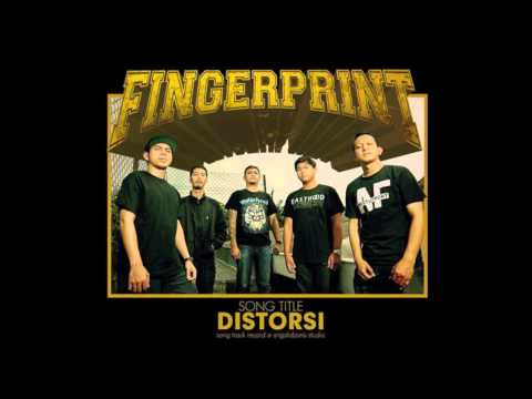 FINGERPRINT - DISTORSI (Taken from MEDAN TERIAK album compilation)