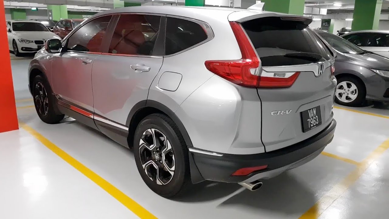 2018 Honda Cr V 1 5 Turbo Awd Driving Review Evomalaysia