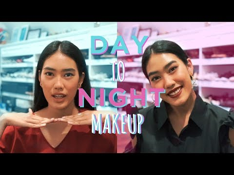 MY DAY TO NIGHT MAKEUP