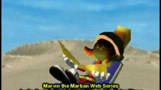 marvin the martian reel