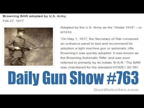 England 1997 Handgun Ban - Browning BAR - WWII 1911 - Good Idea Bad Idea - Daily Gun Show 763