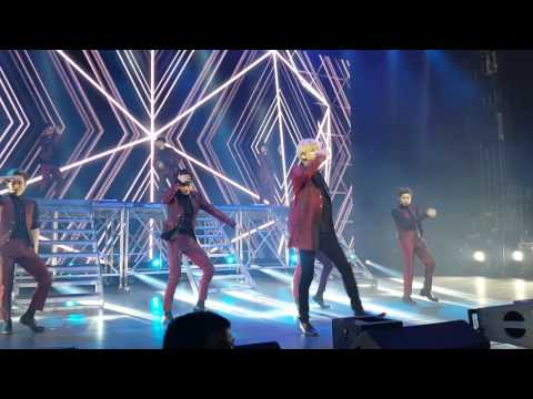 [FANCAM] 160219 EXO The Star @ EXO'luXion Chicago