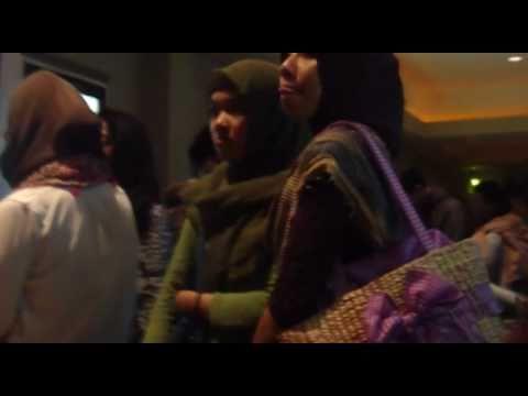 Vlog From Sinema-Perancis (French Film Festival) - YouTube