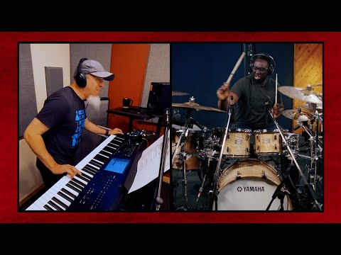 Mathieu Fiset - One More !!?!?? (feat. Larnell Lewis & Jordan Rudess)