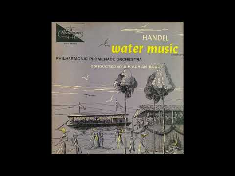 Handel The Water Music (Complete)