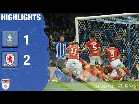 Sheffield Wednesday 1 Middlesbrough 2 | Extended highlights | 2018/19
