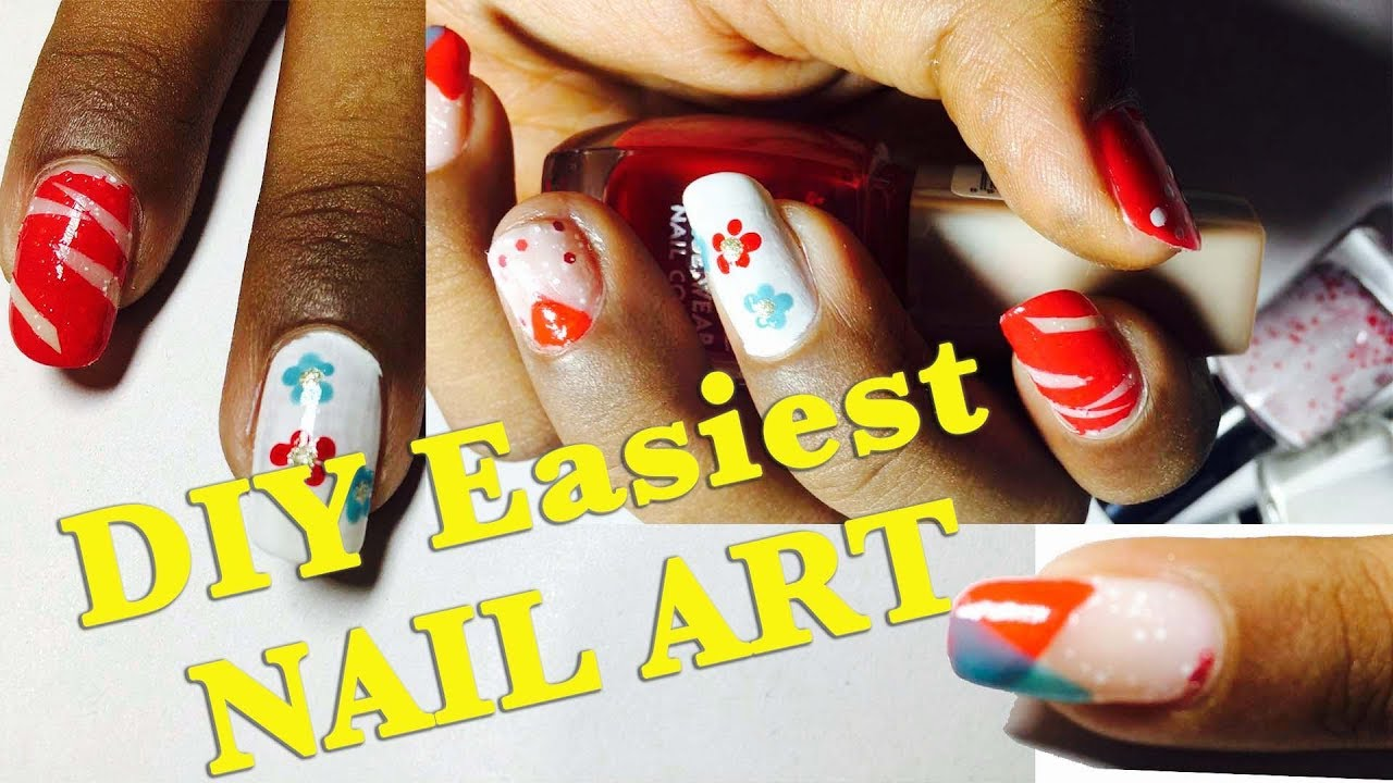 5 below nail art