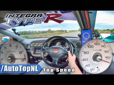 HONDA INTEGRA TYPE R K20A VTEC 9000RPM on AUTOBAHN by AutoTopNL