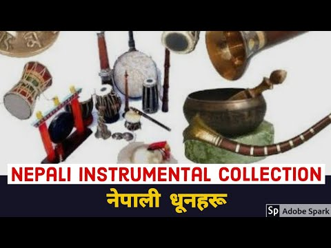 New - Old Nepali Instrumental Music | BasserMusic All Nepali Instrumental Songs Collection