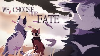 We Choose Our Fate (No Angels)   Complete Hawkfrost AU MAP
