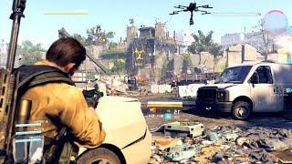 THE DIVISION 2 MULTIPLAYER GAMEPLAY @ E3 2018 w/ Vik & Simon