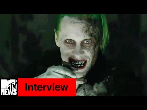 Suicide Squad Cast Confirms Jared Leto Went 'Full Joker' | MTV News