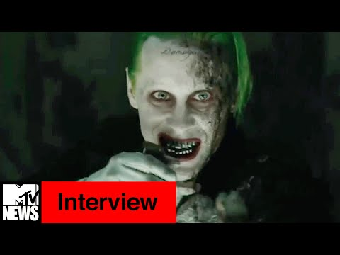Suicide Squad Cast Confirms Jared Leto Went 'Full Joker' | MTV News