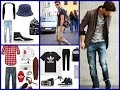Back to School Outfits   - Cool Tips  for Guys
