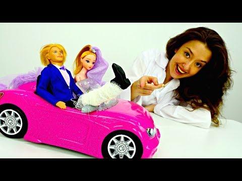 Серии подряд. Барби куклы. Игры барби. Смотреть.