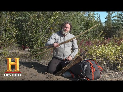 Alone: Donny Doesn't Have A Weak Skill (Season 6) | History