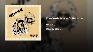 The Crash Palace Of Records