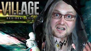 ДИМИТРЕСКУ В ЯРОСТИ ► Resident Evil 8 Village 5