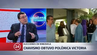 Análisis de las elecciones de gobernadores en Venezuela
