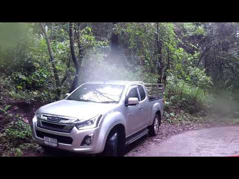 Danger Road To Highland People Village In northern Thailand 2018 thumbnail