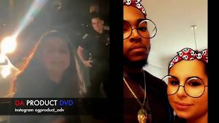 Rapper Get In Shootout With Police Over White Girl On Instagram Live CRAZY!!!!!!..DA PRODUCT DVD
