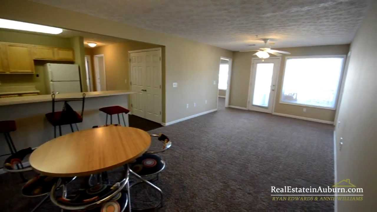 Southern Edge Condos Unit 7 104 Auburn Al Youtube