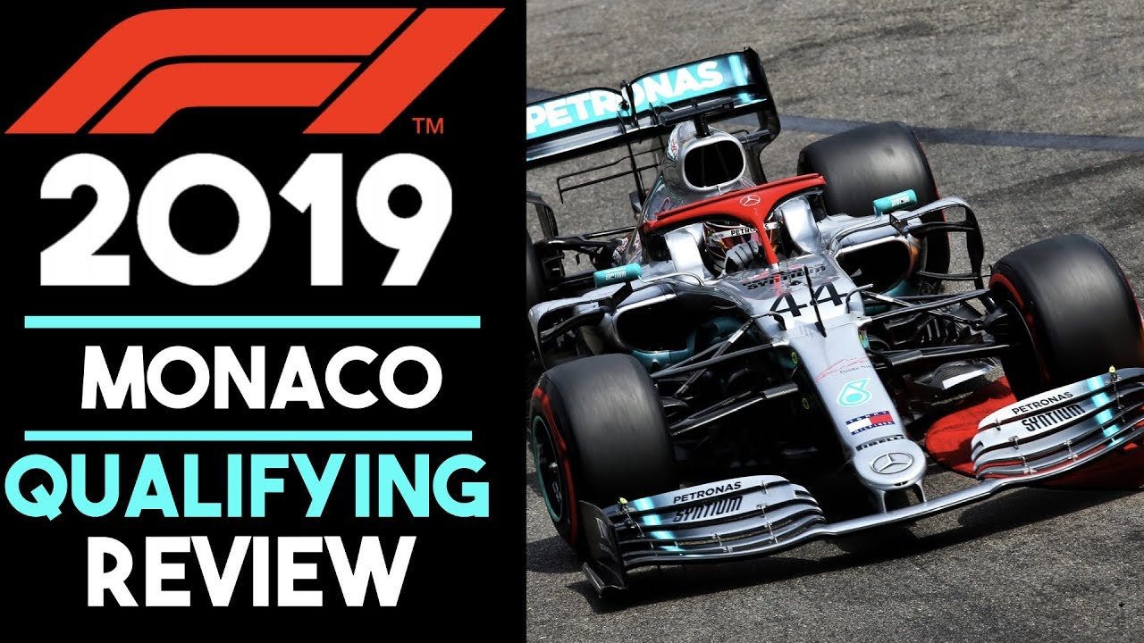 qualifying monaco 2019
