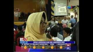 KEPUTUSAN SPM 2014 - LAPORAN  SMK AMINUDIN BAKI [3 MAC 2015]