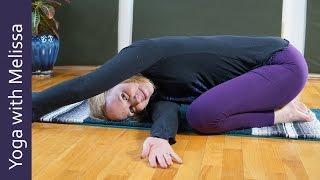 Ahimsa or Non-violenece: Heart Stabilization Series, Yoga with Melissa 373