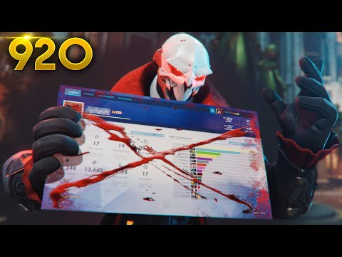 This OW Account IS DAMNED!? *NEVER SEEN* | Overwatch Daily Moments Ep. 920