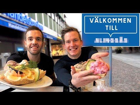 Vi besöker Sveriges Café-tätaste stad!