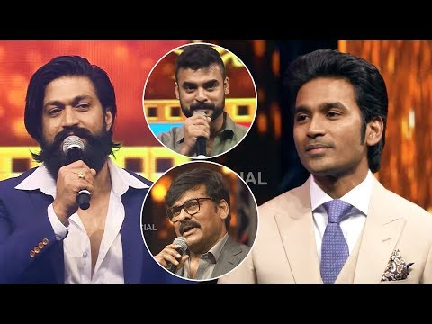 Best Actor In A Leading Role Popular Winners SIIMA 2019