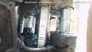 Бурение Скважины На Воду, Этапы Бурения. Иркутск(, 2015-09-18T12:22:45.000Z)