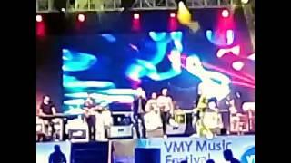 sanam live in maldives vmy festival