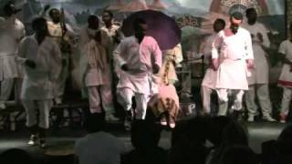 Ethiopian cultural dance at Yod Abyssinia in Addis Ababa