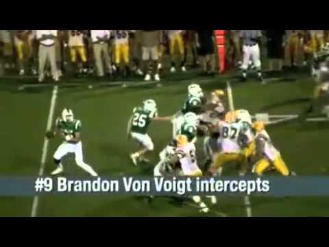 Ohio State LT Mike Adams High School Football Highlights (www.eliteathleticrecruiting.com)