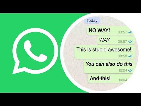 Top 10 Hidden WhatsApp Tips
