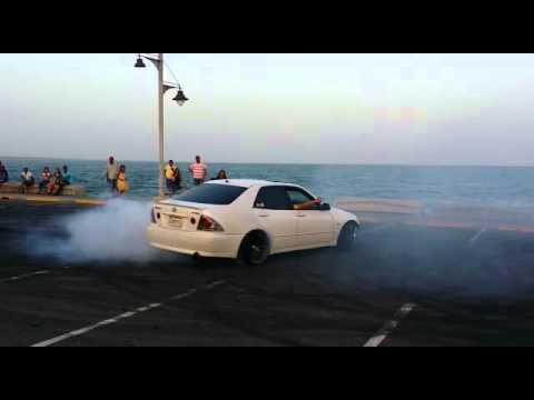1jzgte Vvti Toyota Altezza Donuts / Drift