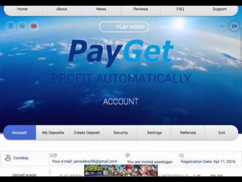 PAYGET ENGLISH REVIEW PAYGET HOW TO DEPOSIT ENGLISH TUTORIAL WITH LAUGH TV