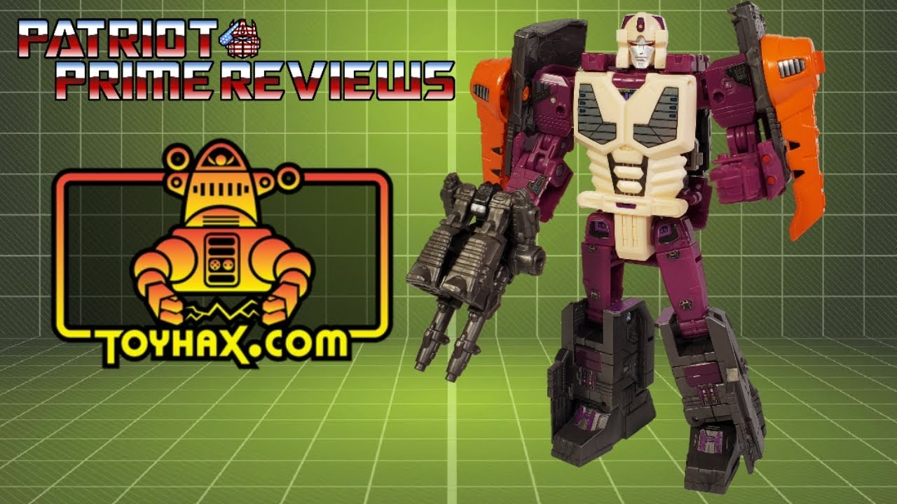 Toyhax Decal Set for Earthrise Zarak By Patriot Prime Reviews