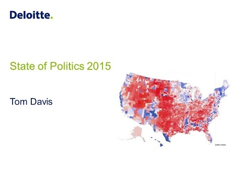 "Congressman Tom Davis ""The Partisan Divide"""