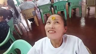 Happy Funny Games 😂 Subukan mong di tumawa hahaha  #PartyGames #MothersConvention #Nanay #MgaCute
