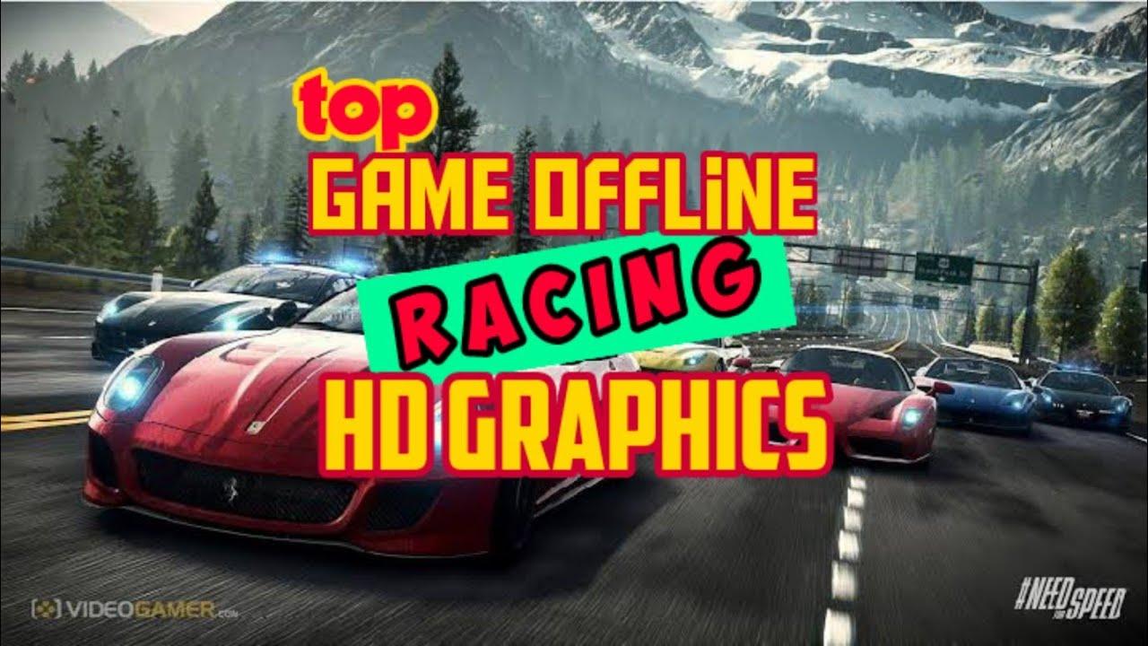 5 Game Racing offline terseru untuk android - YouTube
