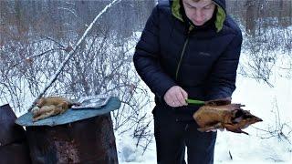 Копчение утки быстрым способом  Варено копченая утка в домашних условиях