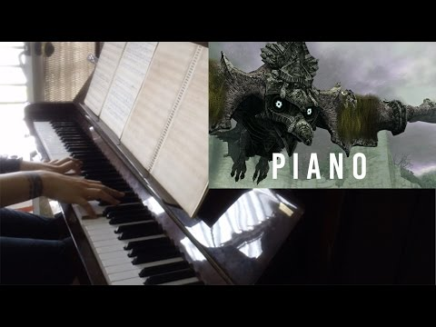 A Despair-Filled Farewell - Piano Cover - Shadow Of The Colossus (Kow Otani)