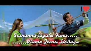 Tamanna jagake Tune Mujhe Jeena Sikhaya love status video WhatsApp status video
