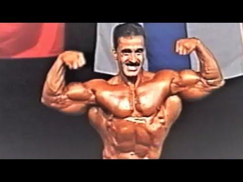 Samir Bannout (USA), NABBA Worlds 1990, Professionals - Place 2