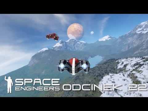 Zagrajmy w Space Engineers - Odcinek 22 - Kontynuowanie Budowy Statku Górniczego 2/4